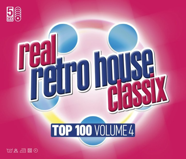 ultratop be - Real Retro House Classix Top 100 Volume 4