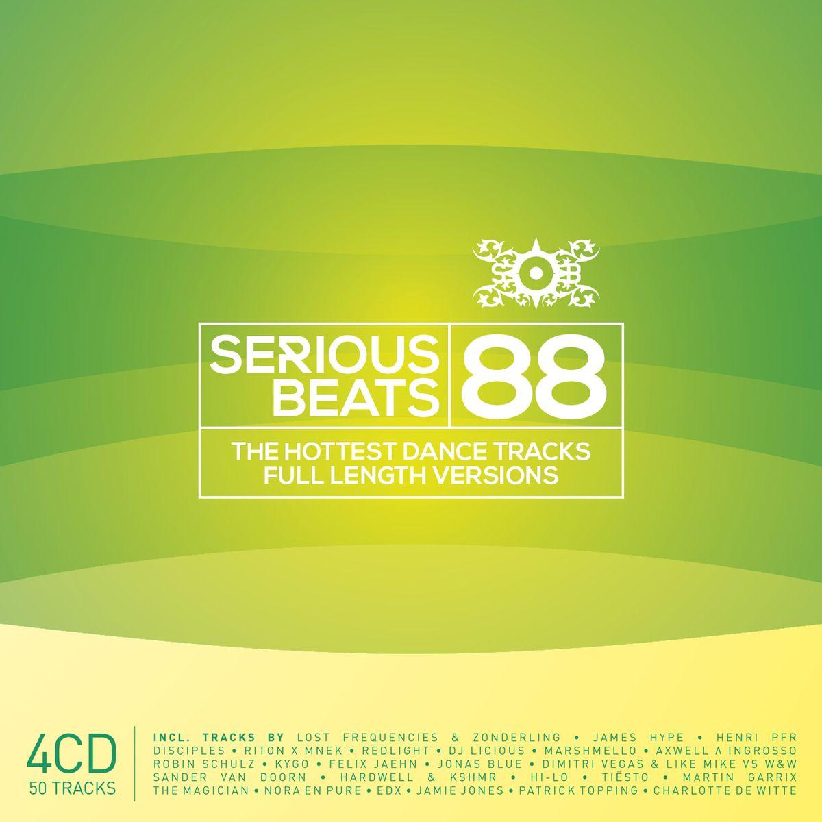 ultratop be - Serious Beats 88