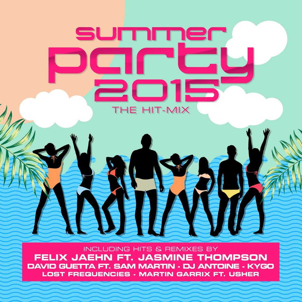 ultratop be - Summer Party 2015 - The Hit-Mix