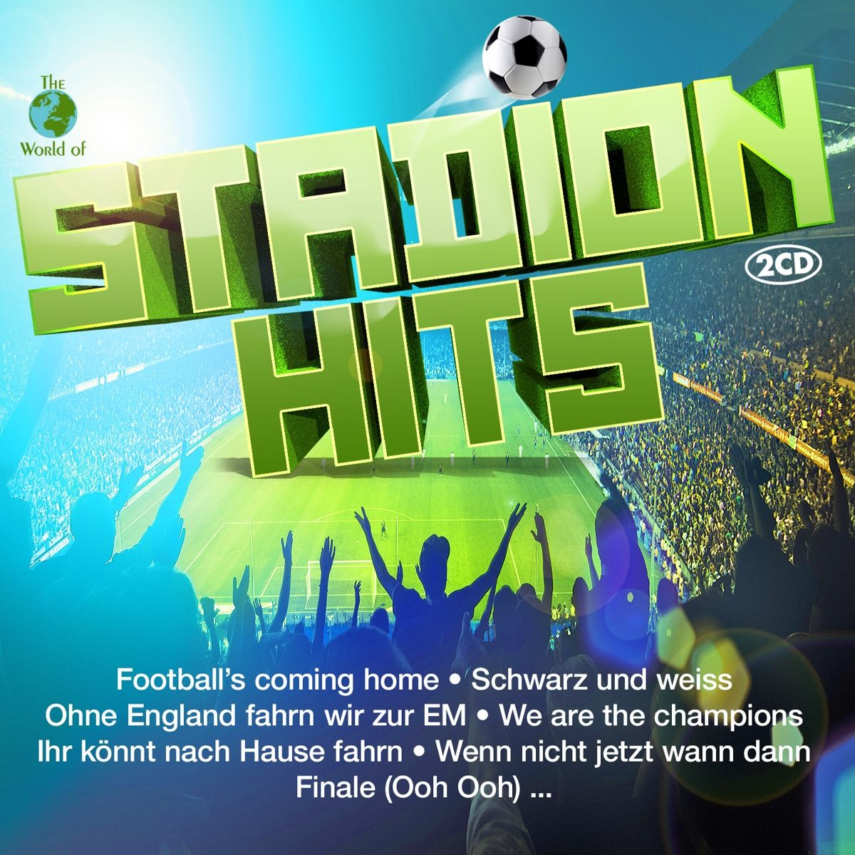 ultratop be - The World Of Stadion Hits