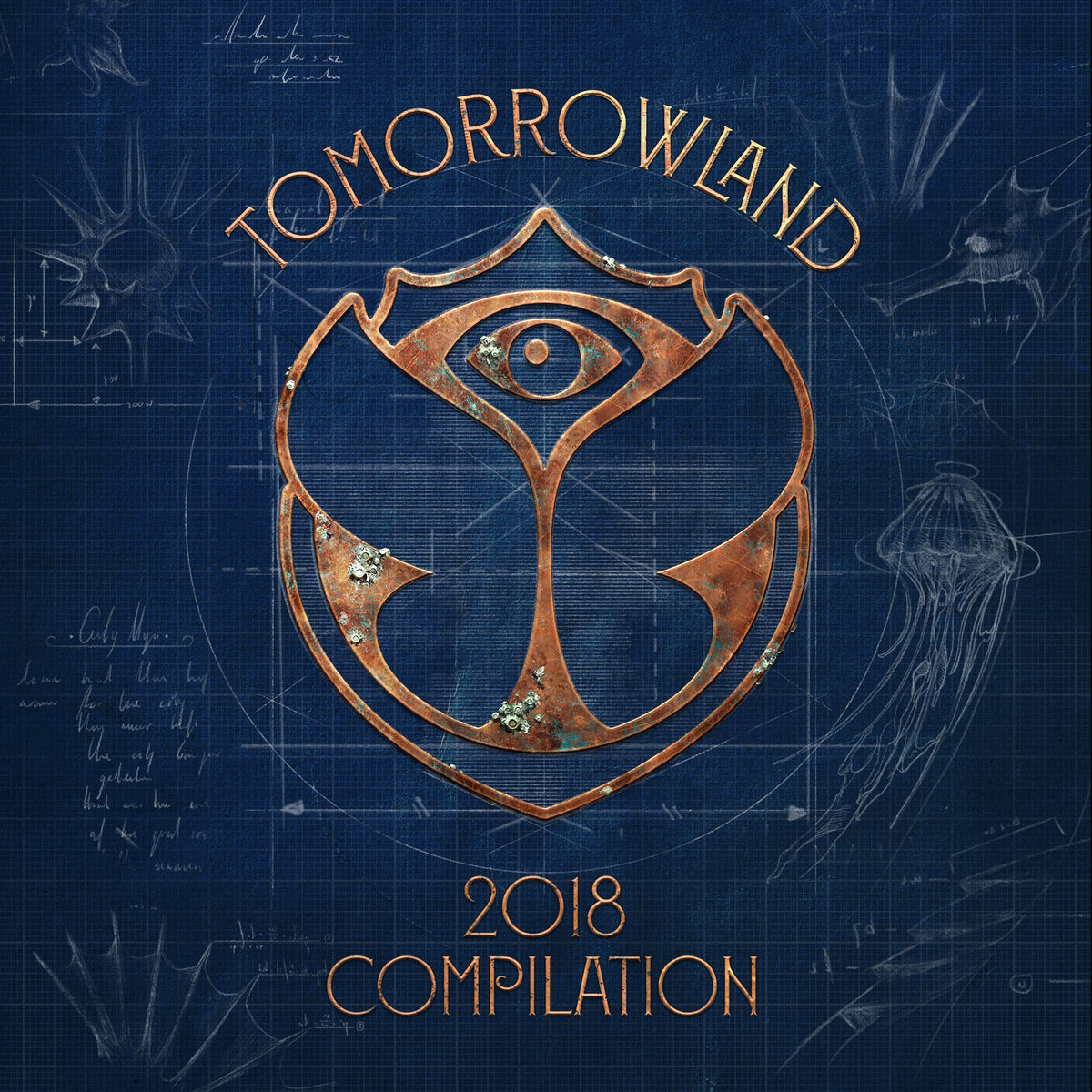 Ultratopbe Tomorrowland 2018 Compilation The Story Of Planaxis