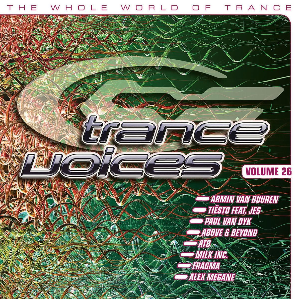 Trance Voices Vol 26