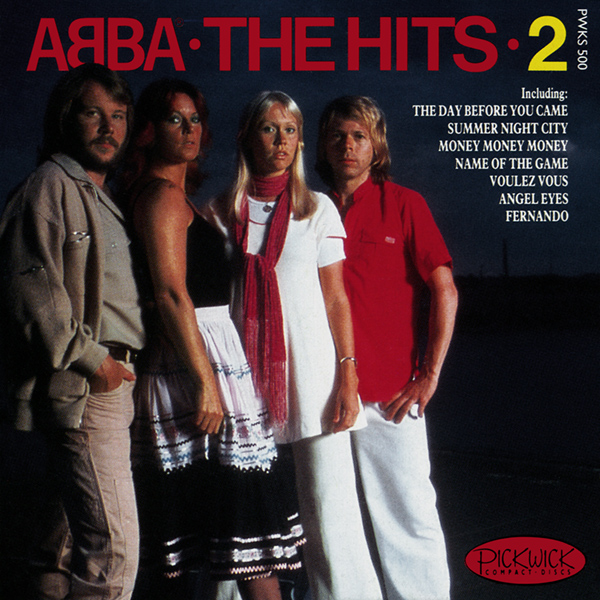 ultratop.be ABBA The Hits Vol. 2