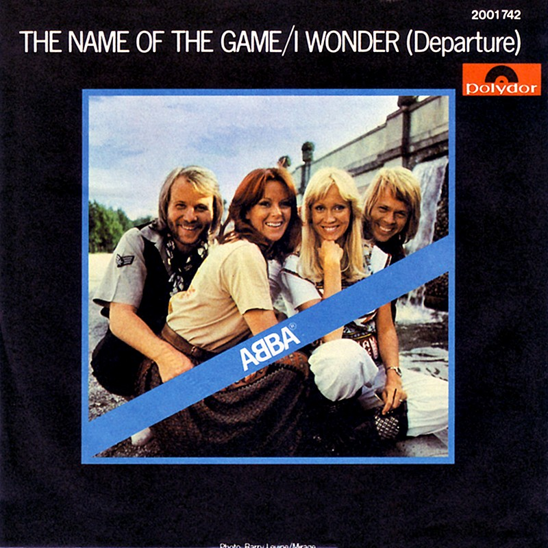 ultratop.be ABBA The Name Of The Game