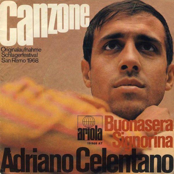 Ultratopbe Adriano Celentano Canzone