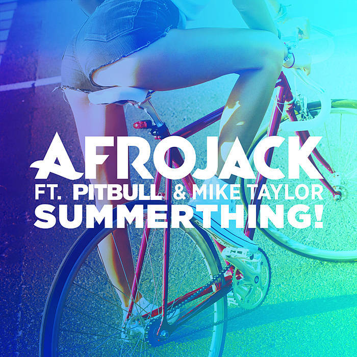 ultratop be - Afrojack feat  Pitbull & Mike Taylor - SummerThing!
