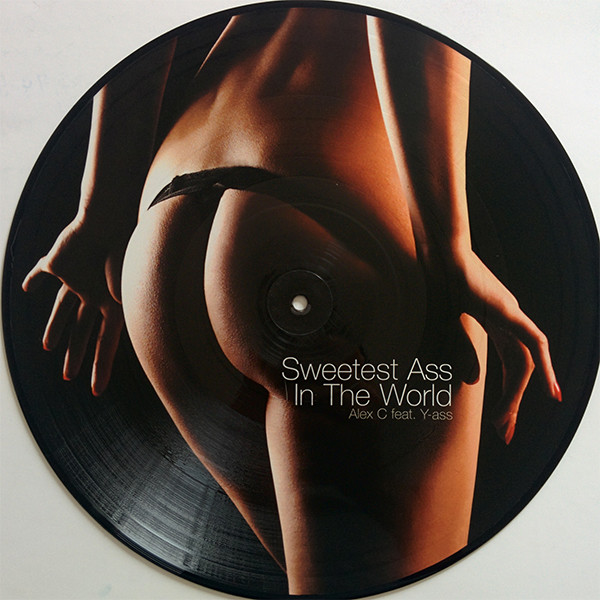 Y-ass - The Sweetest Ass In The World