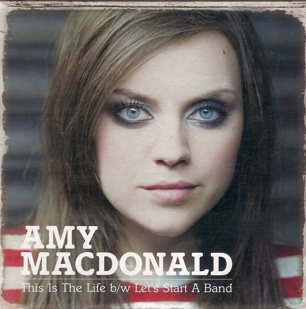 cd amy macdonald