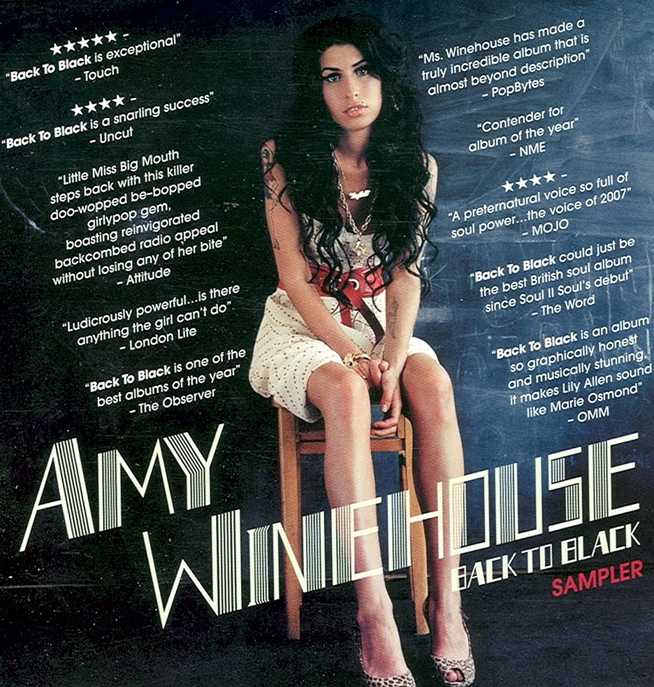 Ultratop Be Amy Winehouse Back To Black