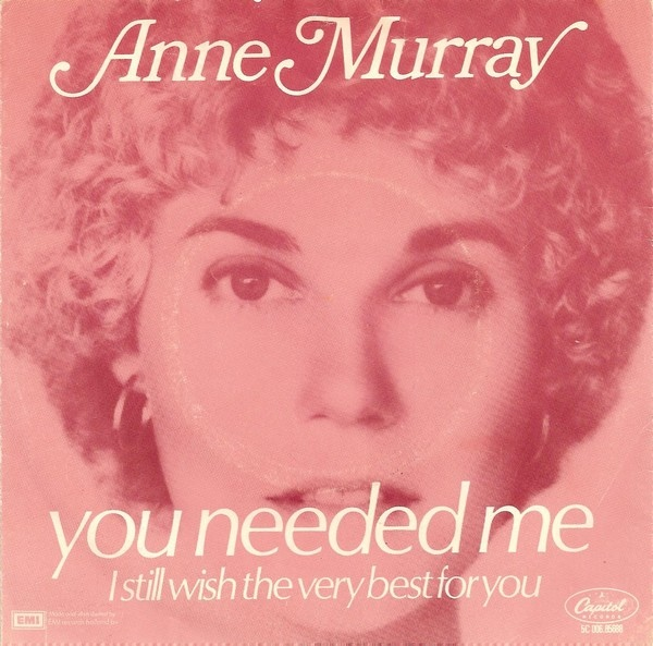 ultratop.be - Anne Murray - You Needed Me