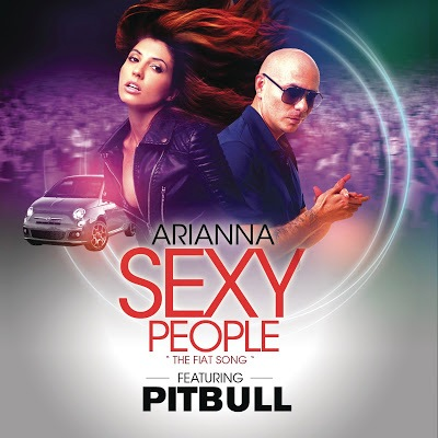 ultratop be - Arianna feat  Pitbull - Sexy People (The Fiat