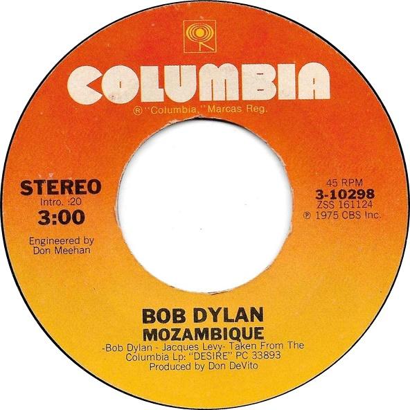 Ultratopbe Bob Dylan Mozambique