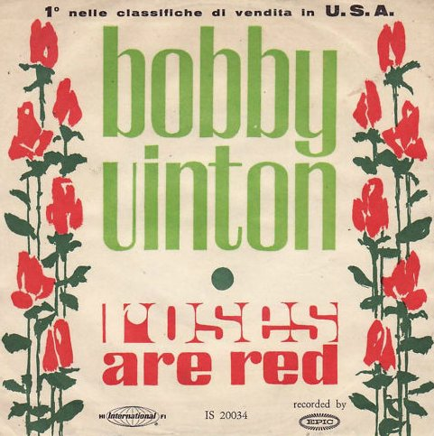 Ultratopbe Bobby Vinton Roses Are Red My Love