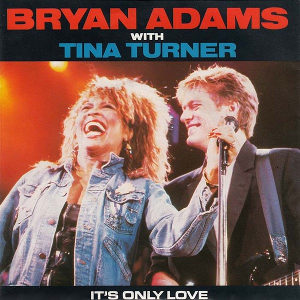 Ultratop Be Bryan Adams Tina Turner It S Only Love