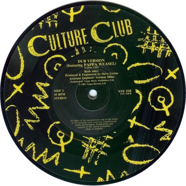 Ultratopbe Culture Club Do You Really Want To Hurt Me
