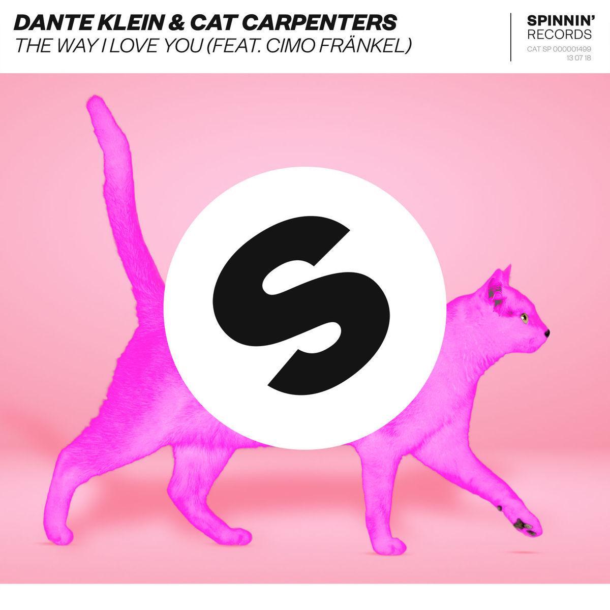Ultratopbe Dante Klein Cat Carpenters Feat Cimo Fränkel The