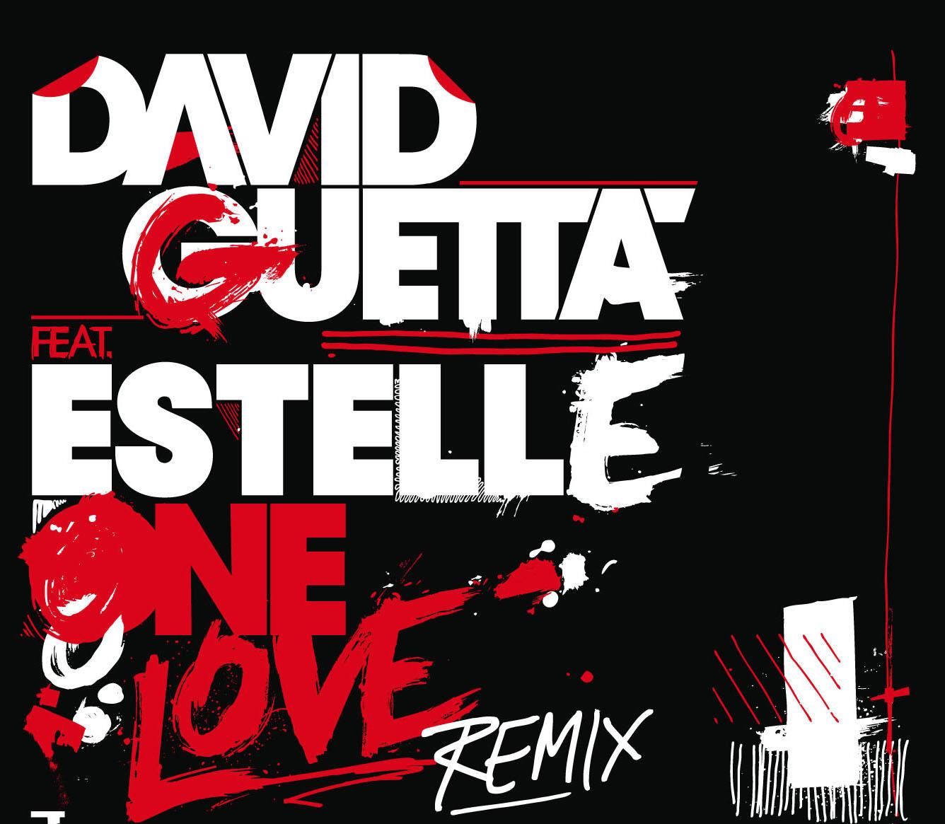 ultratop be - David Guetta feat  Estelle - One Love