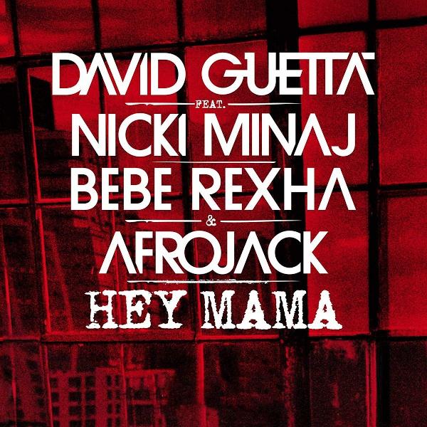 Ultratop Be David Guetta Feat Nicki Minaj Afrojack Hey Mama