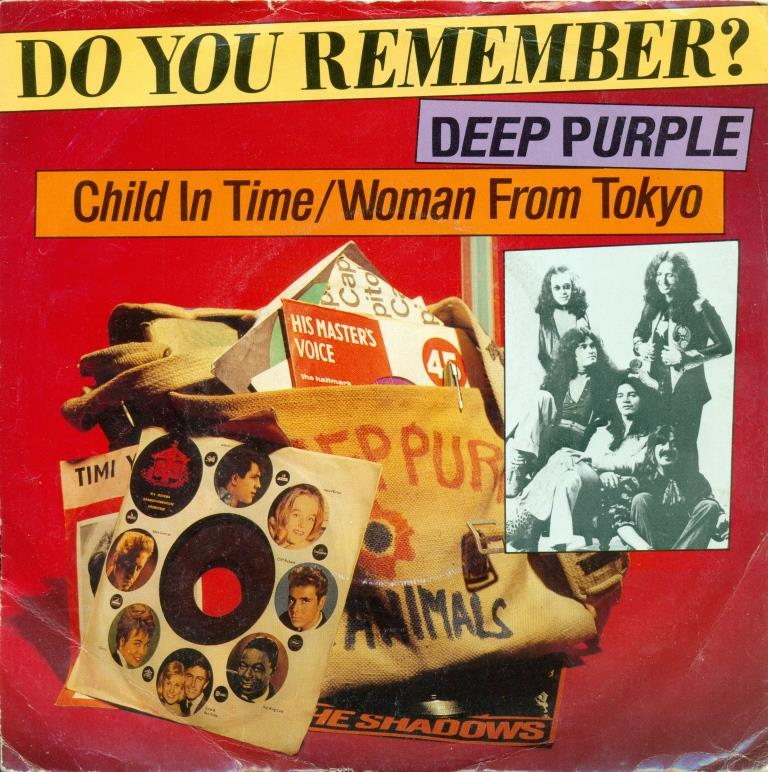 Ultratopbe Deep Purple Child In Time