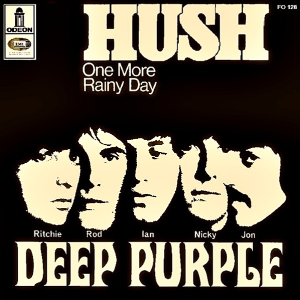 Ultratopbe Deep Purple Hush