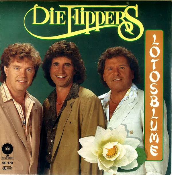 Ultratopbe Die Flippers Lotosblume