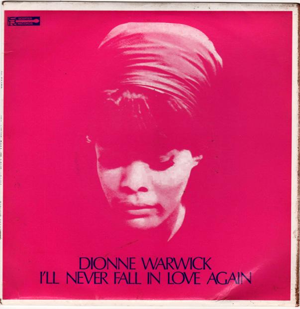 Ultratopbe Dionne Warwick Ill Never Fall In Love Again
