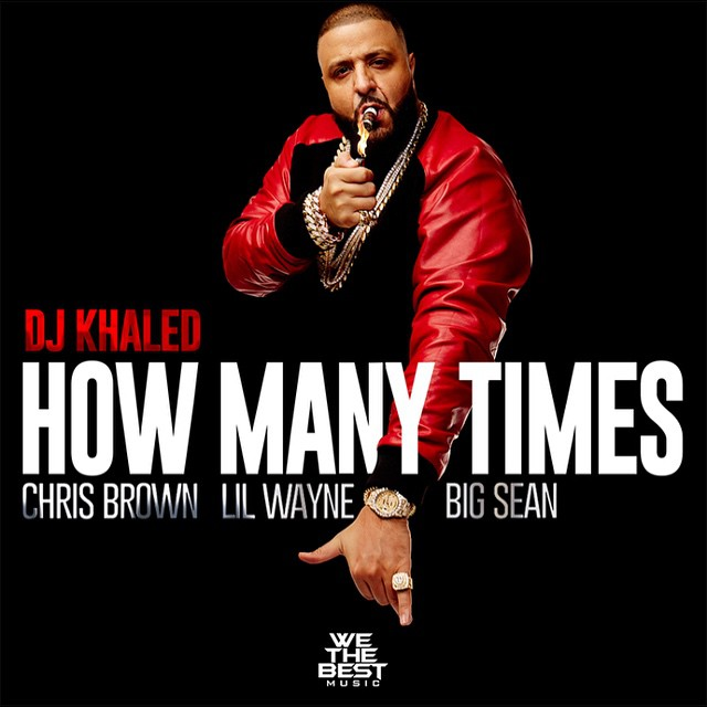 c0335b5502 ultratop.be - DJ Khaled feat. Chris Brown