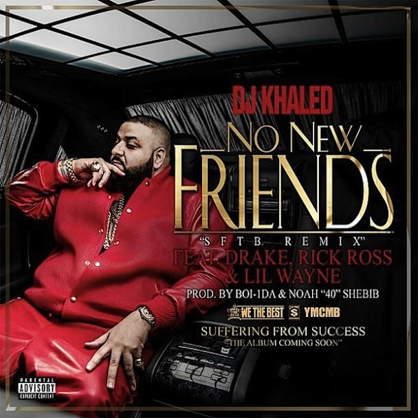 ultratop be - DJ Khaled feat  Drake, Rick Ross & Lil Wayne - No New