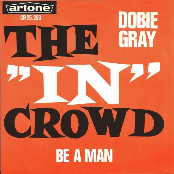 Ultratop Be Dobie Gray The In Crowd