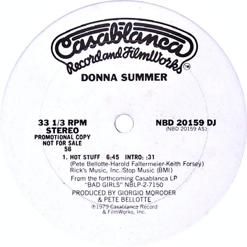 ultratop be - Donna Summer - Hot Stuff