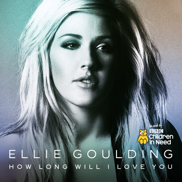 How long will i love you-ellie goulding free piano sheet music.