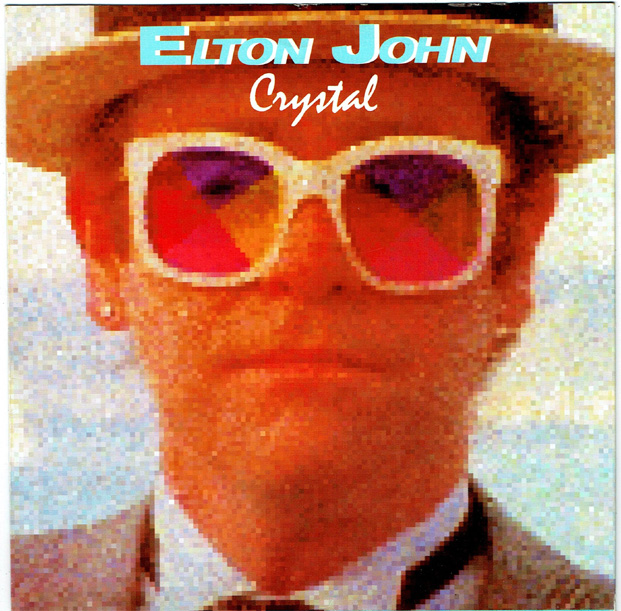 Ultratop Be Elton John Crystal
