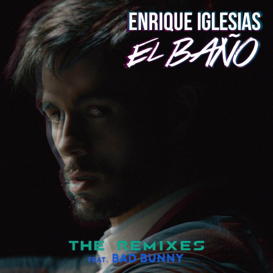 ultratop be - Enrique Iglesias feat  Bad Bunny - El baño