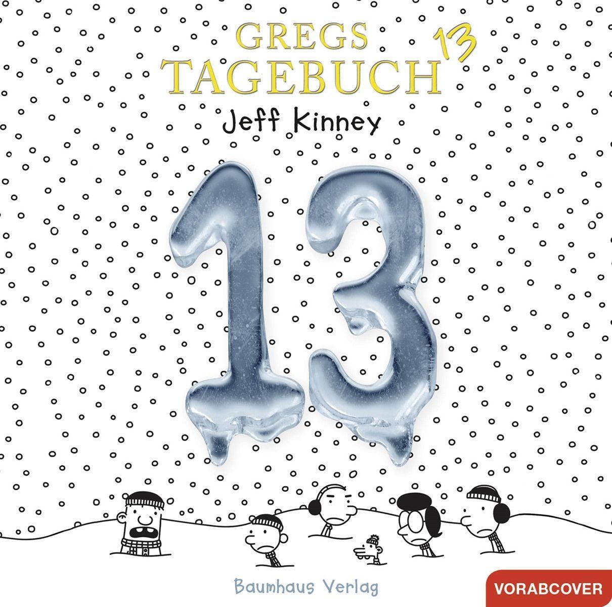 Ultratopbe Hörbuch Jeff Kinney Gregs Tagebuch 13