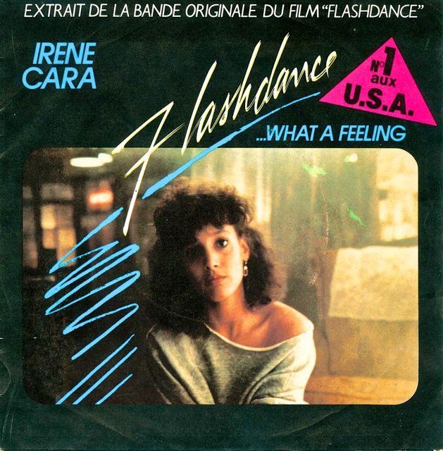 musica irene cara flashdance feeling