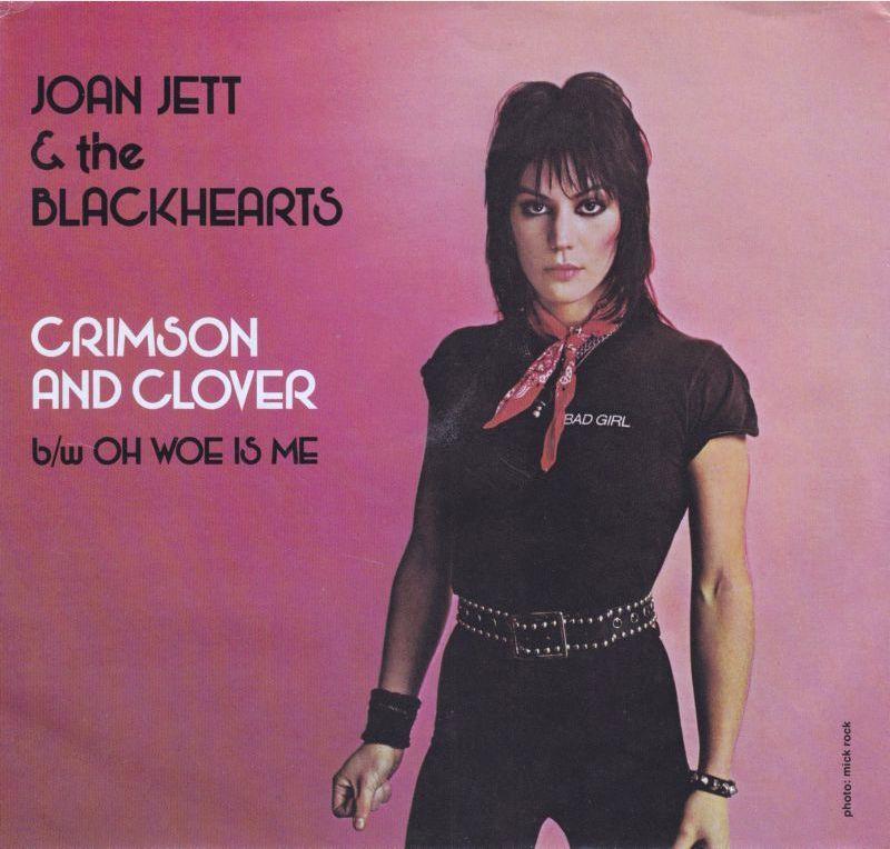 Joan jett singles
