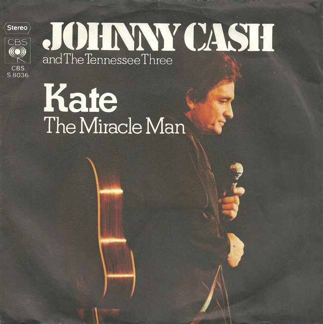 ultratop.be - Johnny Cash - Kate