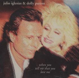 Ultratopbe Julio Iglesias Dolly Parton When You Tell Me That