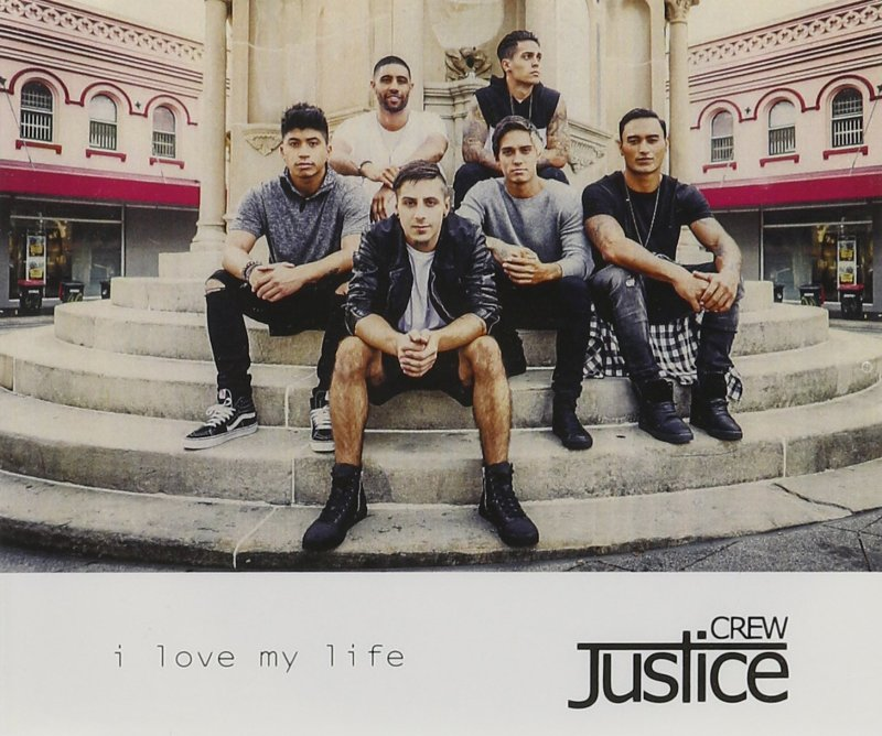 Ultratopbe Justice Crew I Love My Life