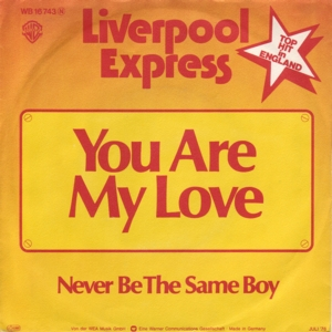 Ultratopbe Liverpool Express You Are My Love