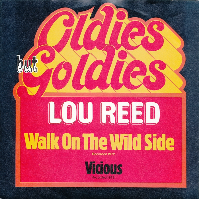 Ultratopbe Lou Reed Walk On The Wild Side