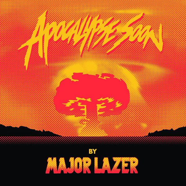 Ultratop Major Lazer Feat Pharrell Williams Aerosol Can