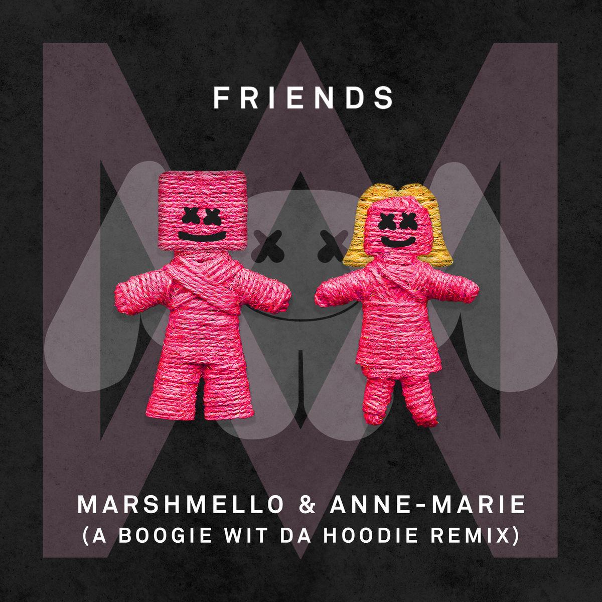 ultratop be - Marshmello & Anne-Marie - Friends