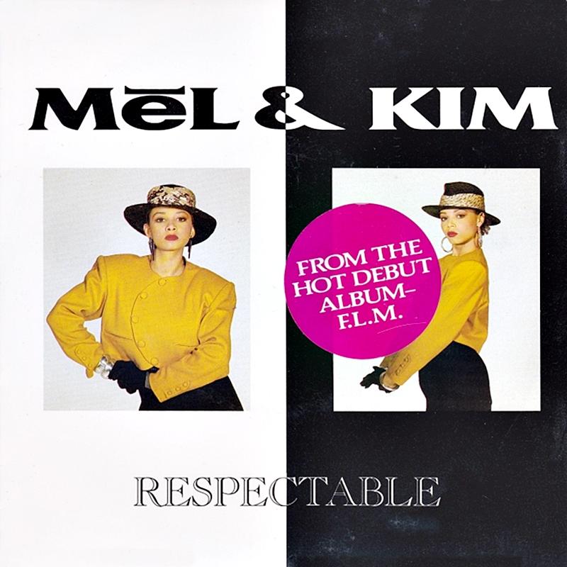 ultratop be - Mel & Kim - Respectable