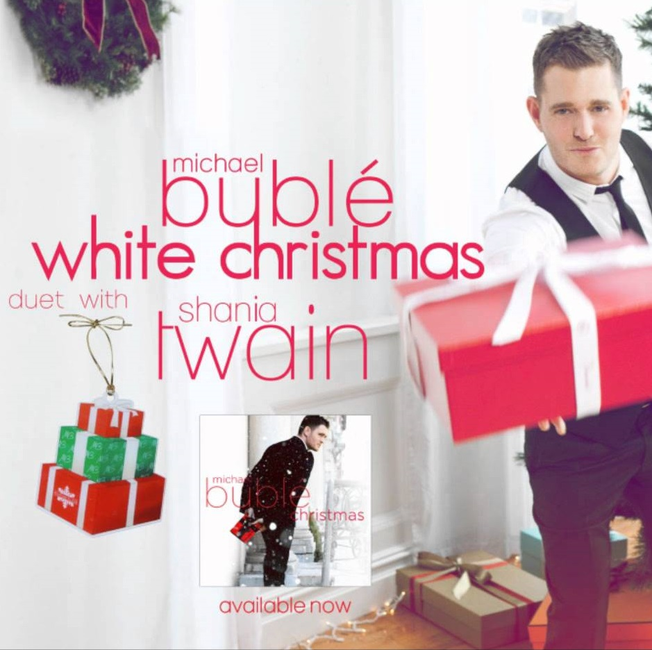 Michael Buble Weihnachten.Ultratop Be Michael Bublé Shania Twain White Christmas