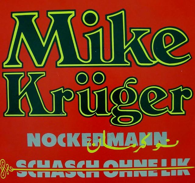 Ultratopbe Mike Krüger Nockermann