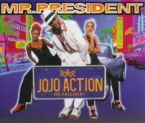 Ultratopbe Mr President Jojo Action