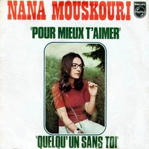 """Résultat de recherche d'images pour """"nana mouskouri pour mieux t'aimer"""""""
