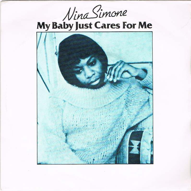 Ultratopbe Nina Simone My Baby Just Cares For Me