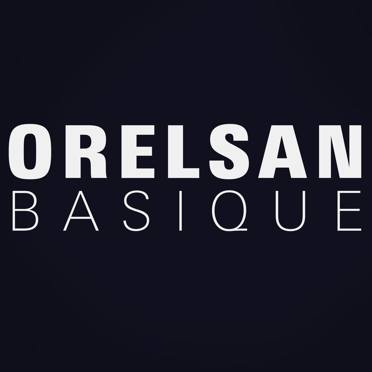 album orelsan basique
